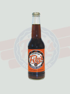 Kaldi's Coffee Cola | Fitz's | 12 Pack