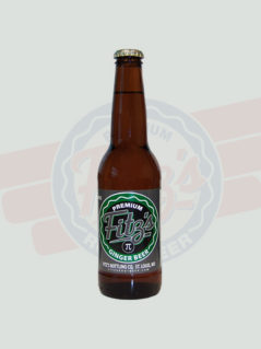 Pi Ginger Beer | Fitz's | 12 Pack