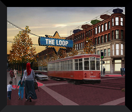The Loop Trolley