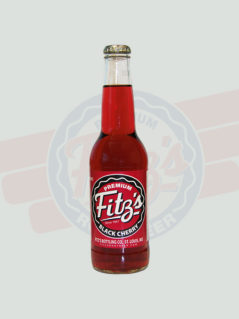Black Cherry | Fitz's | 12 Pack