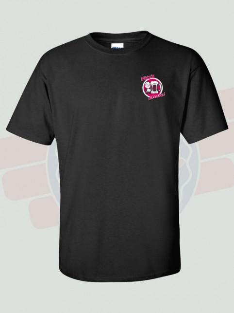 Black Cherry Tshirt (front) | Fitz's