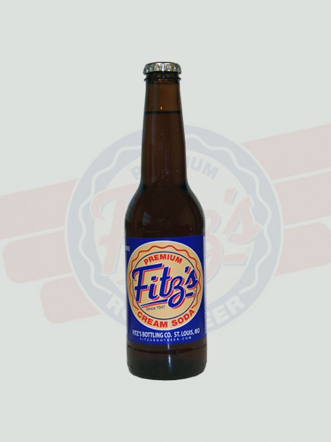 Cream Soda | Fitz's | 12 Pack