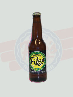 Ginger Ale | Fitz's | 12 Pack