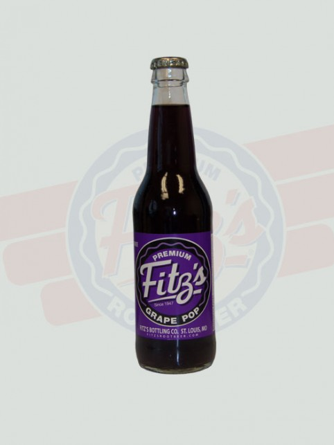 Grape Pop | Fitz's | 12 Pack