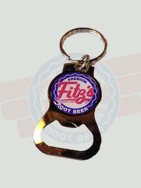 Key Ring | Fitz's Logo | Fitz's