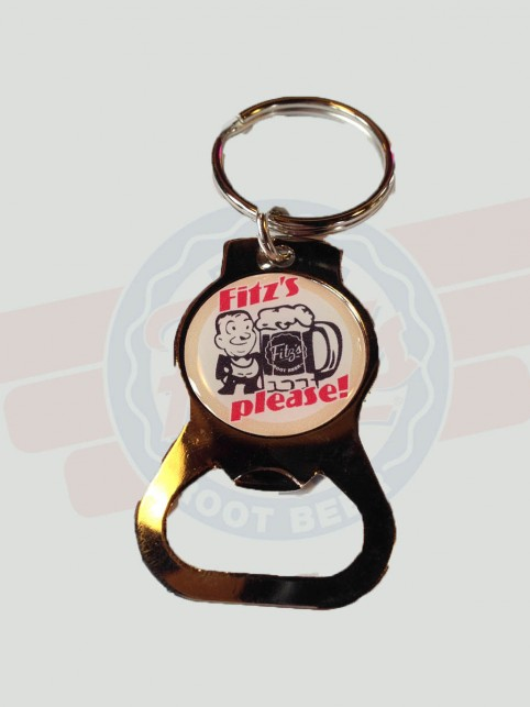 Key Ring | Fitz's Please | Fitz's