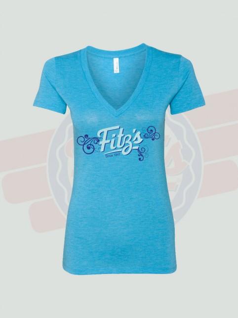 Fitz's - Bella Triblend - Aqua