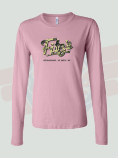Fitz's | Army Camo | Bella | Ladies Long Sleeve