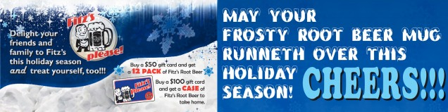 Fitz's Gift Card Promotion