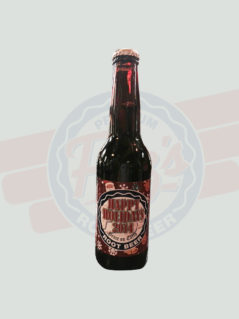 Happy Holidays 2014 (Root Beer) | Fitz's | 12 Pack