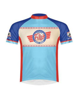 Fitz's Bicycle Jersey - Pedal the Cause