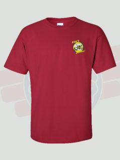 Fitz's Cardinal Cream T-shirt