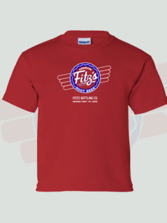 Fitz's Root Beer - Youth Craft Soda T-shirt